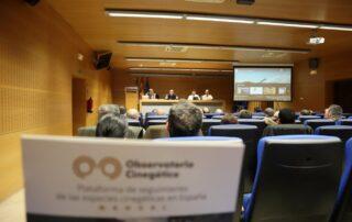 Presentación del Observatorio Cinegético en Cáceres