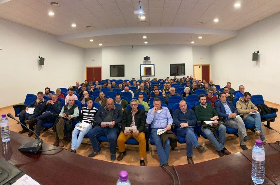 presentación observatorio cinegético en Extremadura