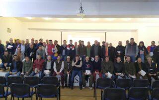 Presentación Observatorio Cinegético Federación de Galgos