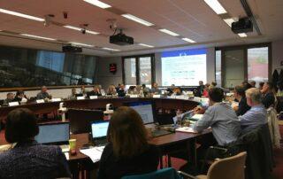 Reunión NADEG en Bruselas