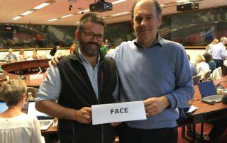 Reunión NADEG Bruselas