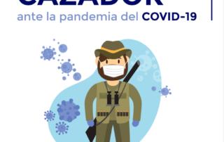 portada protocolo buenas prácticas caza ante la pandemia del COVID19