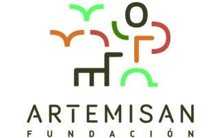 logotipo Fundación Artemisan