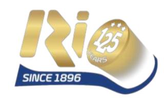 Cartuchos Río 125 aniversario