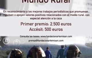 Premio periodismo mundo rural