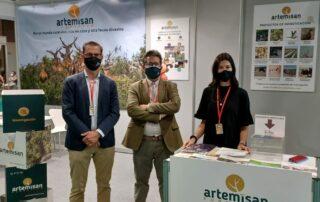 Fundación Artemisan en Cinegética 2021