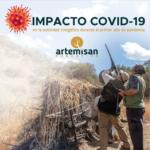 Portada estudio impacto covid-19 en la caza