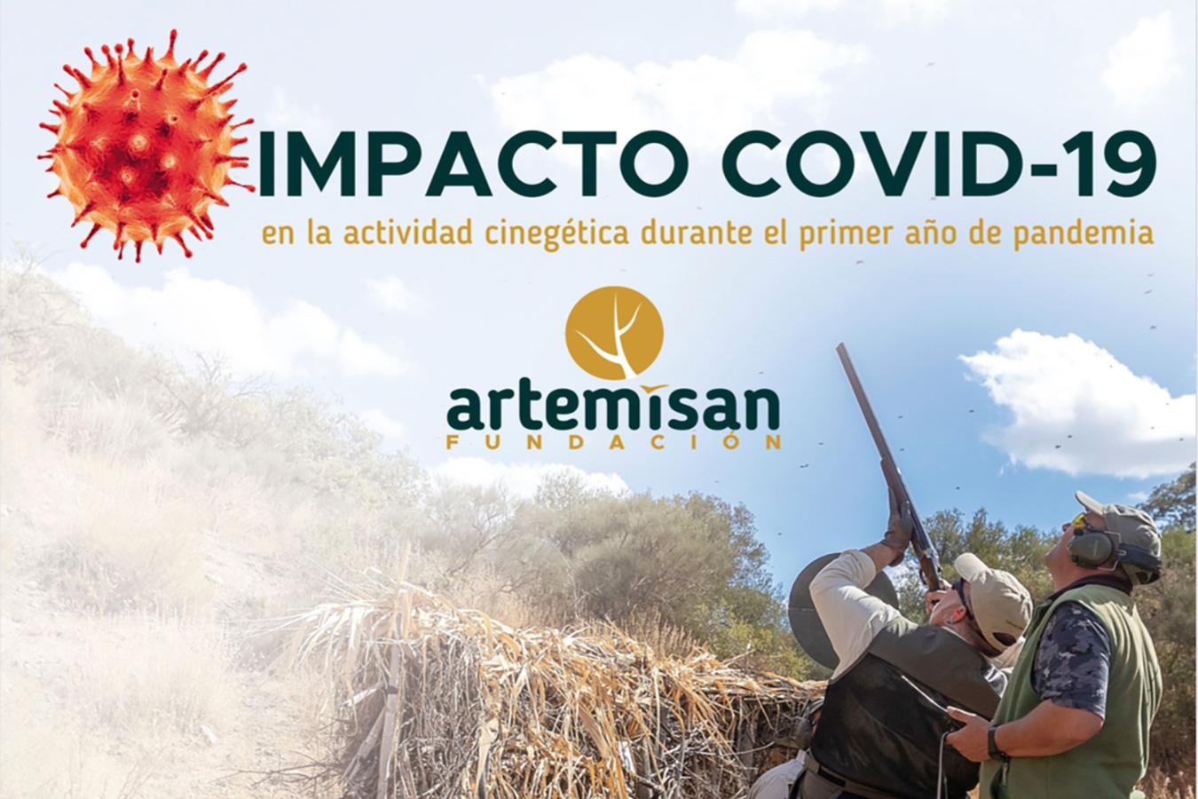 informe impacto covid-19 en la caza, actividad cinegética