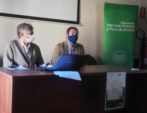 Artemisan participará en una investigación sobre el uso de munición alternativa en el Parque Natural Sierra de Aracena y Picos de Aroche
